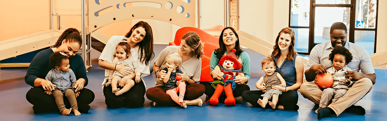 Baby and Toddler Play Classes | Gymboree Play & Music